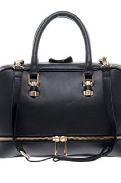 ASOS Leather  Style Stalker ASOS Leather Doctors Bag