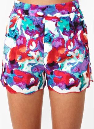 Nasty Gal Style Stalker Nasty Gal Veracruz Shorts