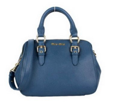 Miu Miu Style Stalker Miu Miu Grainy Madras Goat Leather Top Handle bag