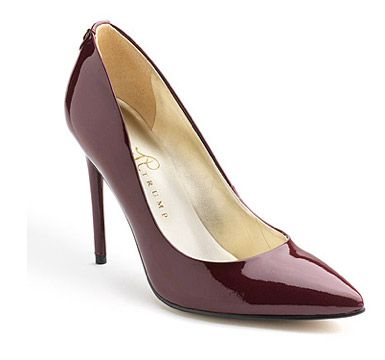 Ivanka Trump  Style Stalker Ivanka Trump Kayden Pointed Toe Leather Pumps