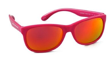 Marc Jacobs Style Stalker Marc by Marc Jacobs Colourful Mirrored Sunglasses