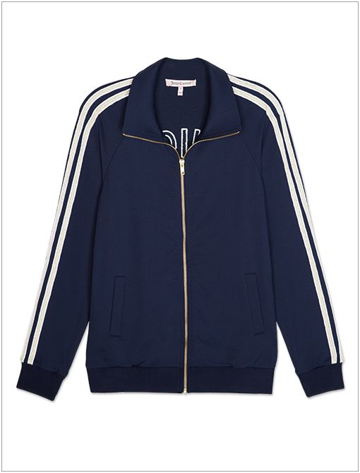Tricot Track Jacket ($168) A track jacket is the perfect lightweight layer.