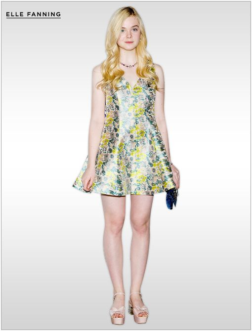 Get The Look:Aldo Ruegg Heels ($80)Image courtesy of Getty Images