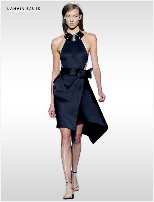 Get The Look:3.1 Phillip Lim Asymmetric Bow Skirt ($509)Image courtesy of Getty Images