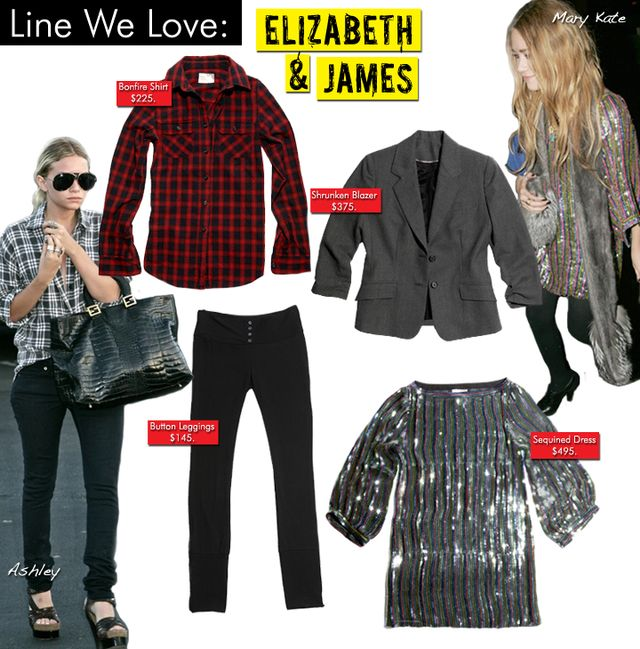 Elizabeth & James by Mary Kate and Ashley Olsen