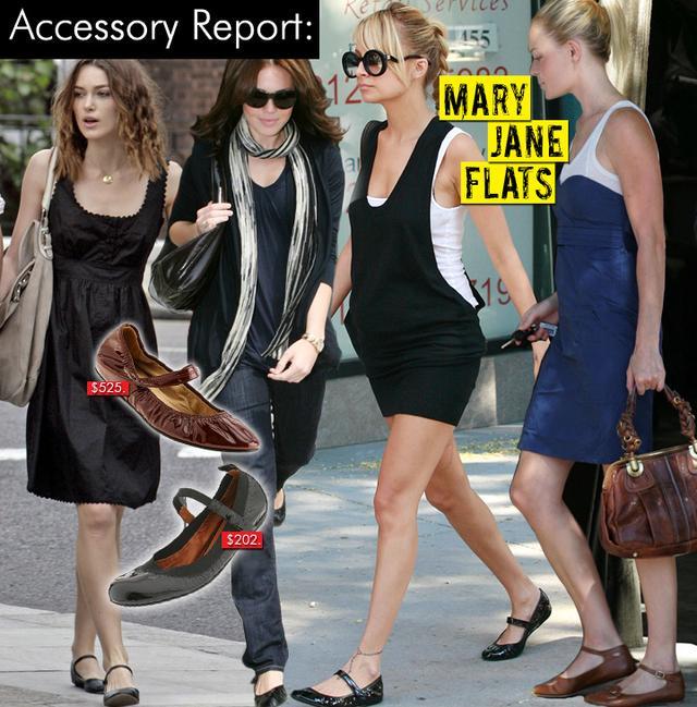 Mary Jane Flats