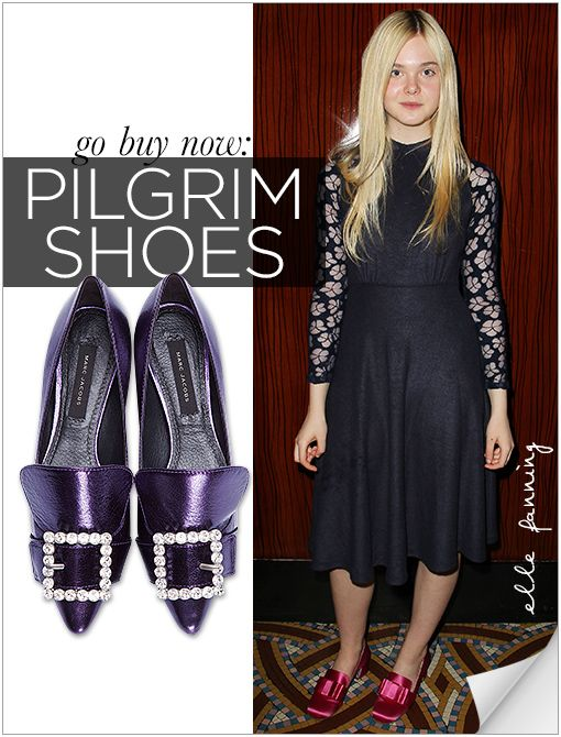 Pilgrim Shoes
