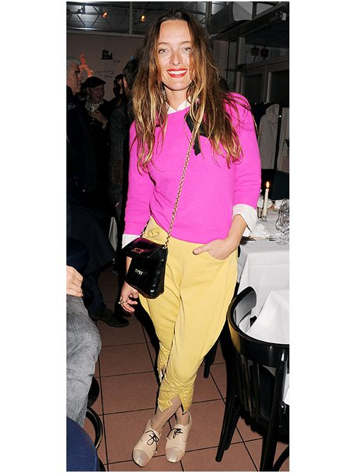 Our pick: We Love Colors Sheer Knee Highs ($4) in Light Tan  Image courtesy of Getty Images