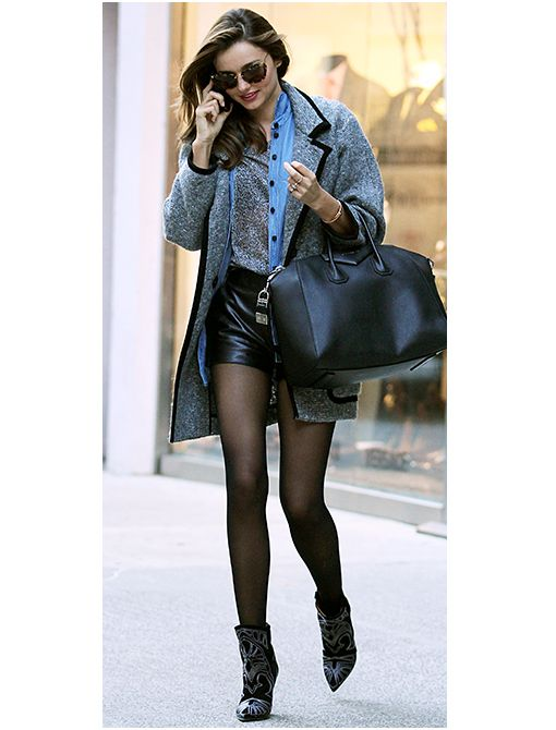Our pick: Falke Control Top 50 Tights ($59) Image courtesy of Splash News