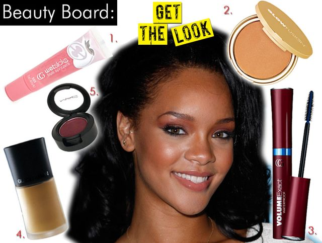 Get the Look/Rihanna