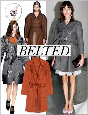 Belted