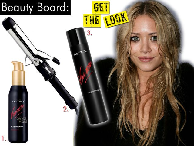 Get the Look/Mary Kate Olsen