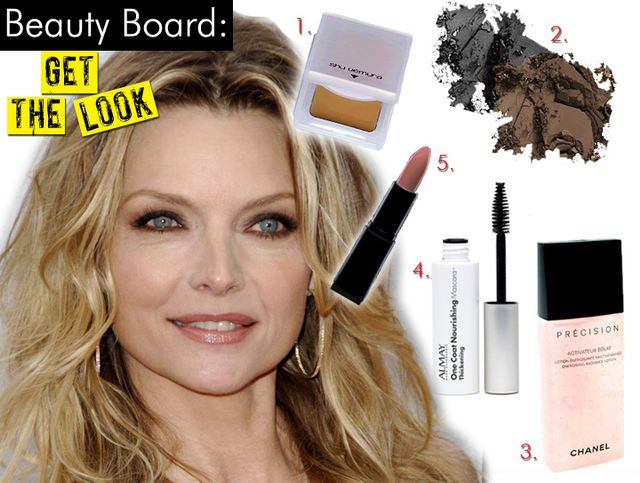 Get the Look/Michelle Pfeiffer