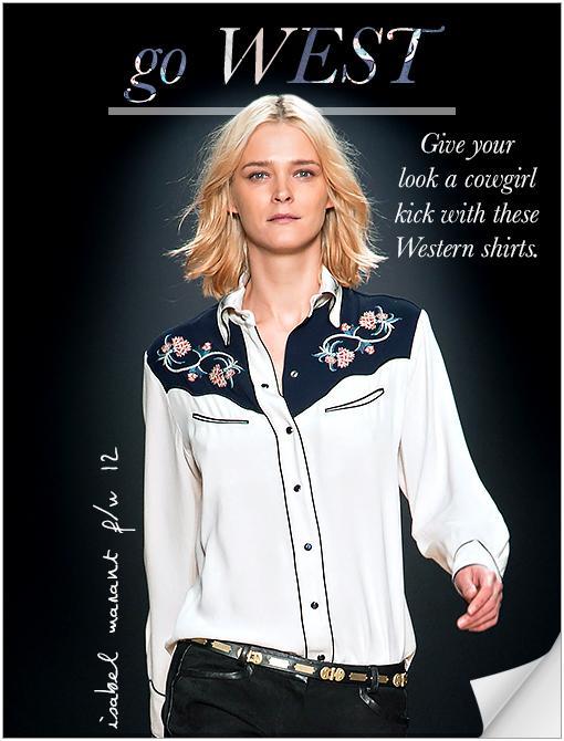 Western Shirts Whowhatwear