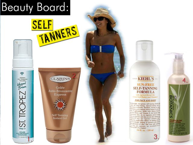 Self Tanners