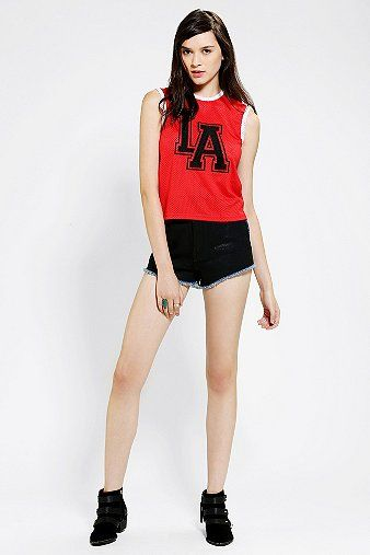 L'America  LA Athletic Tank Top