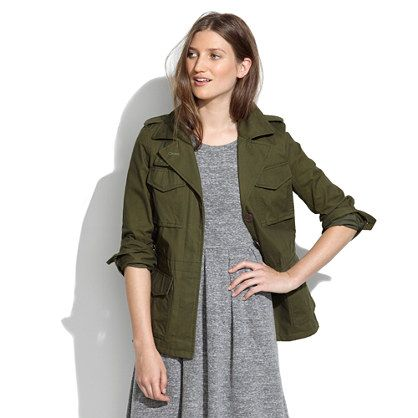 Madewell All-Weather Outbound Jacket