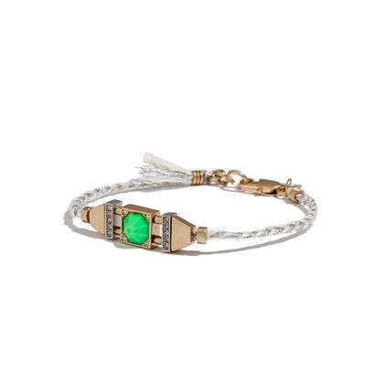 Madewell Flapper Friendship Bracelet