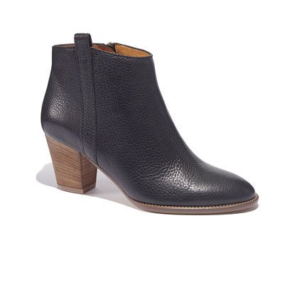 Madewell The Billie Boot