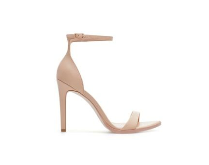 Zara  Leather Sandal