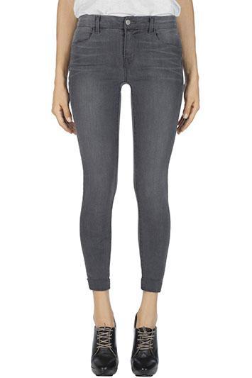 J Brand Anja Cropped Jeans