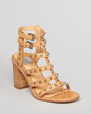 Dolce Vita Studded Sandals