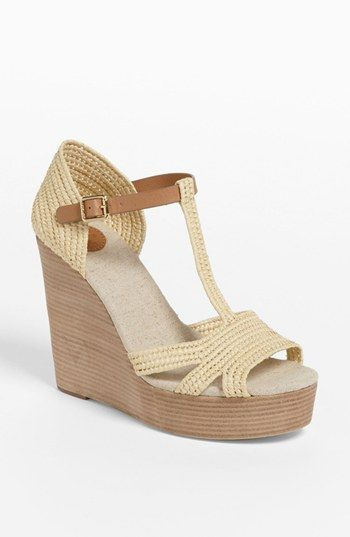 Tory Burch Carina Wedge Sandal