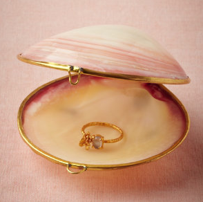 BHLDN  Sulu Sea Ring Holder