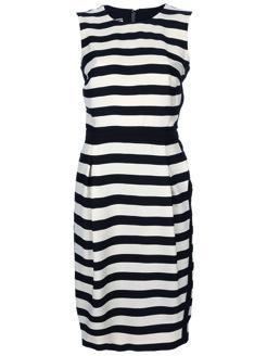 By Malene Birger  Lullian Striped Dress