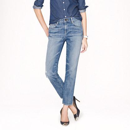 J.Crew  J.Crew Cropped Vintage Straight Jean