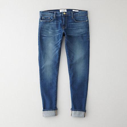 Frame Denim  Le Garcon Slouch Jean