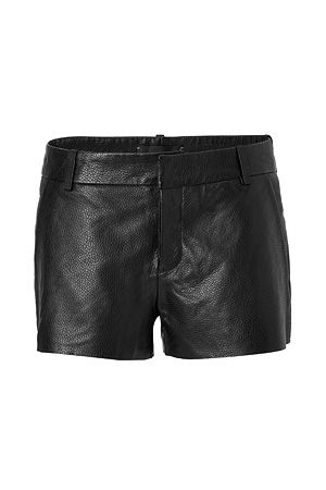 Zadig and Voltaire  Leather Simio Short