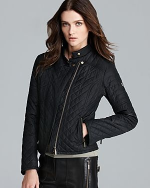 Barbour  Fuel Diamond Quilt Jacket