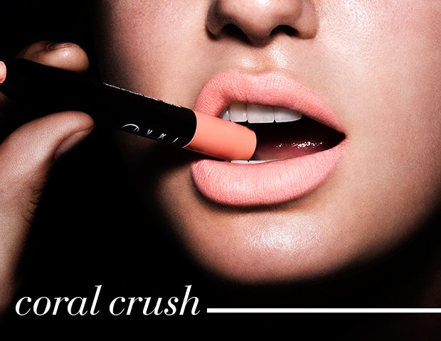 Matte, Satin, Velvet, or Glossy--Grab a Coral Lipstick!