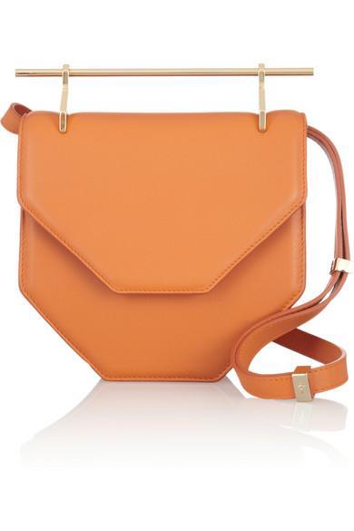 MSMalletier  Amor Fati Leather Shoulder Bag