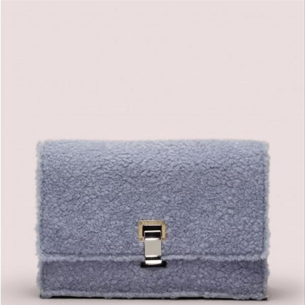 Proenza Schouler   Small Shearling Lunch Bag