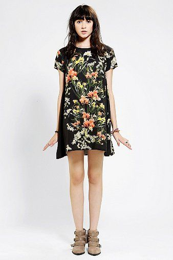 Somedays Lovin  Botanic Swing Dress
