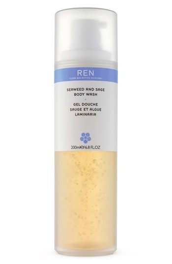Ren Seaweed and Sage Body Wash