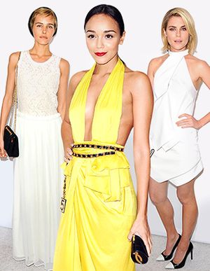 See What The Fashion Set Wore To InStyle's Hottest Summer Party!