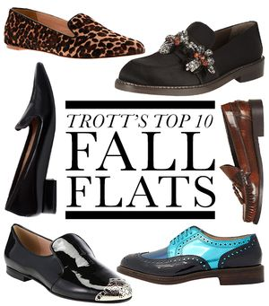 Give Your Feet A Break With These Editor-Approved Fall Flats