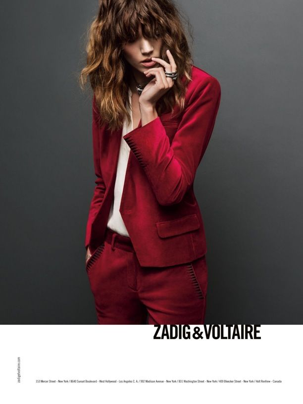 Zadig & Voltaire | F/W 2013