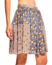 Suno Suno Circle Volume Skirt