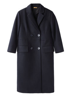 Peter Jensen  Wool Coat