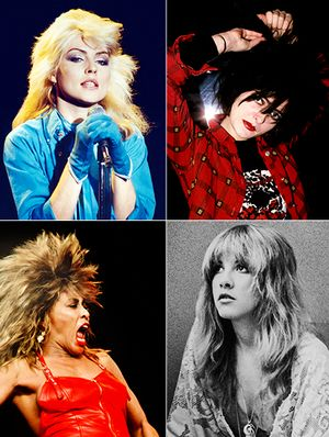 From Joan Jett to Alison Mosshart, We Love Rock 'N Roll