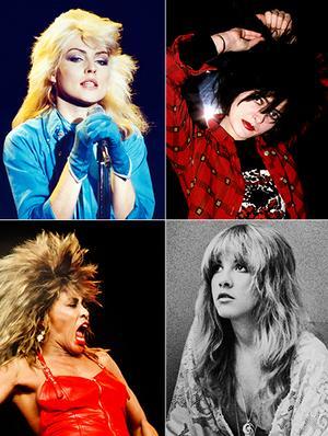 From Joan Jett to Alison Mosshart, We Love Rock 'N Roll