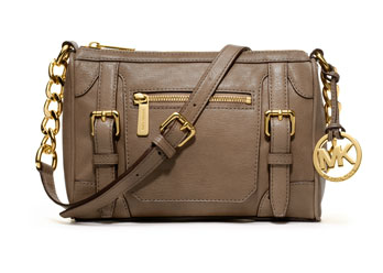 MICHAEL Michael Kors  Medium McGraw Messenger Bag