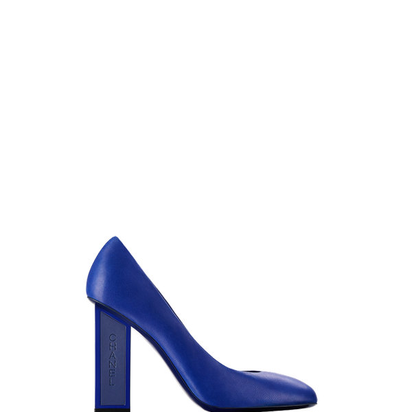 Chanel Lambskin Pumps with Cubic 100mm Heel