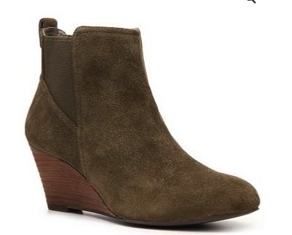 BCBG Paris Rita Wedge Booties