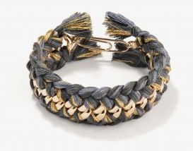 Aurelie Bidermann Aurelie Bidermann Double Do Brasil Bracelet