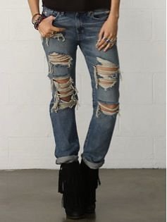 Denim & Supply Denim & Supply Delmhorst Boyfriend Jeans